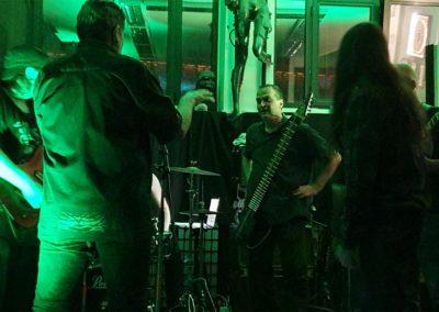 pre-gig